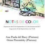 """""""NOTAS DE COLOR"""" NUEVA EXPOSICIÓN EN EL SANTUARIO"""
