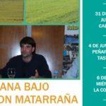 Lunes 4 de Junio Semana  Agraria Bajo Aragón-Matarraña en Peñarroya de Tastavins