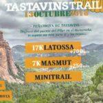 Abierto el plazo de inscripción online a la II Tastavins Trail