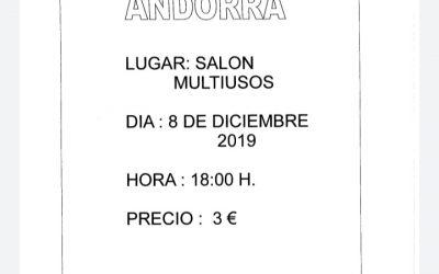 Concierto de música con Agrupación Laudistica de Andorra