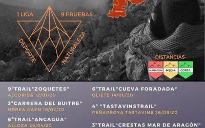 I Carrera de Montaña Bajo Aragón